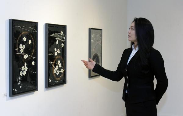 유나이티드갤러리 강예나 대표