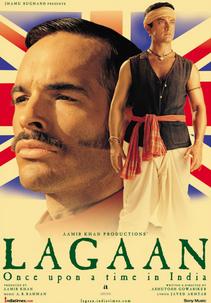 크리켓 인도 라간 영화