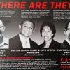 실종된 말레이시아 중국계 목사들