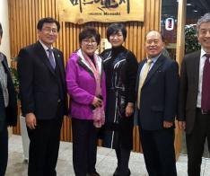 씨램프 총동문회, 김연재연구소·엘 탐방