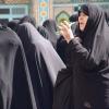 이란의 무슬림 여성들