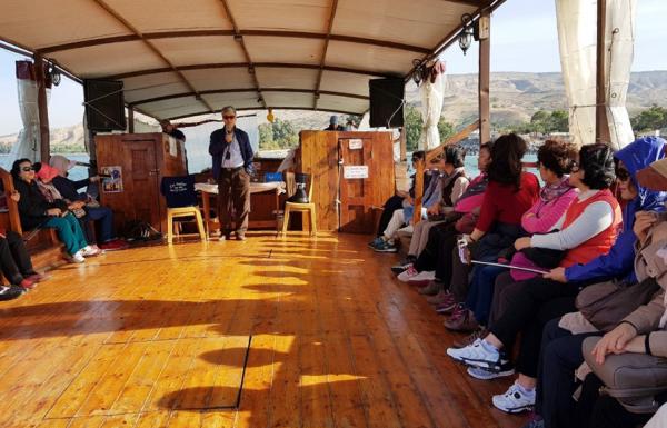 개척교회, 미자립교회 목회자 사모님만을 위한 섬김의 힐링(Healing) 캠프 4기 이스라엘 성지순례
