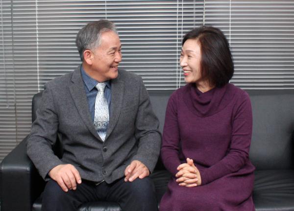 KPM 멤버케어원 원장 이정건 선교사·박은주 선교사