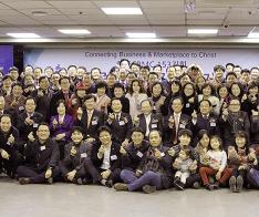 한국CBMC 153지회 '킹덤컴퍼니 시온의 대로' 선포하다