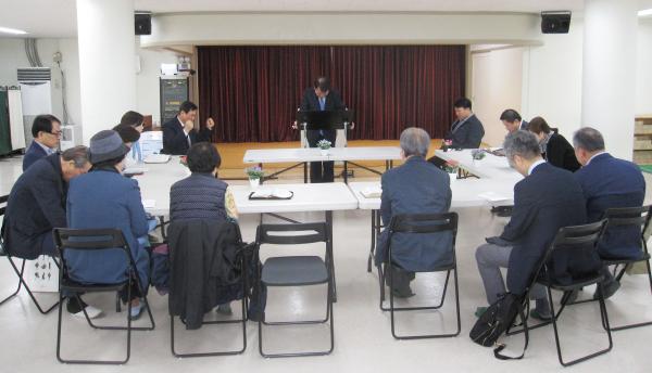 명지대 씨램프 총동문회 벧엘유치원 BCMA