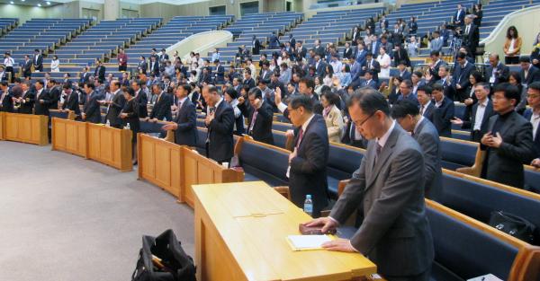 제38회 한국전력그룹선교회 연합성회