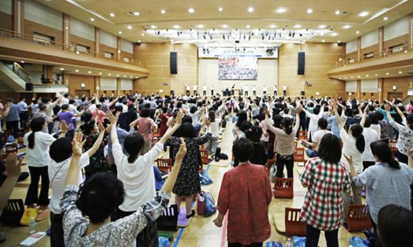 북한구원 기도성회