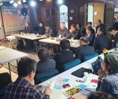 KWMCF, '비자발적 철수 M모임' 열어